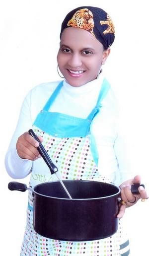 Oumou Bah, créatrice du site Recettesafricaine.com