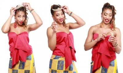 """""""Un jour, je remporterai la couronne de miss car, quelle que soit la coiffure que je porte, je suis et reste une beauté d'Afrique"""""""