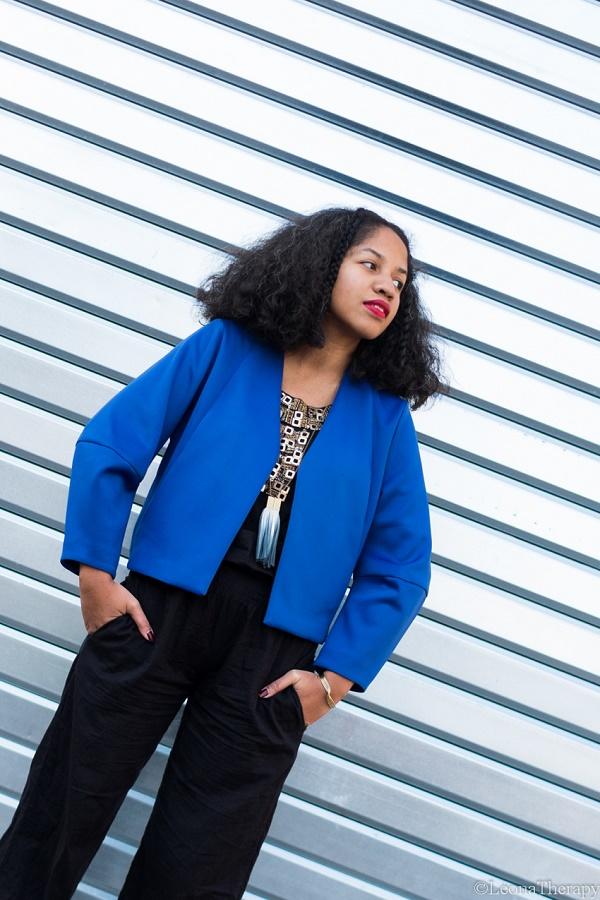 Elsa Rakoto, fondatrice du magazine web Afro Kidz Style
