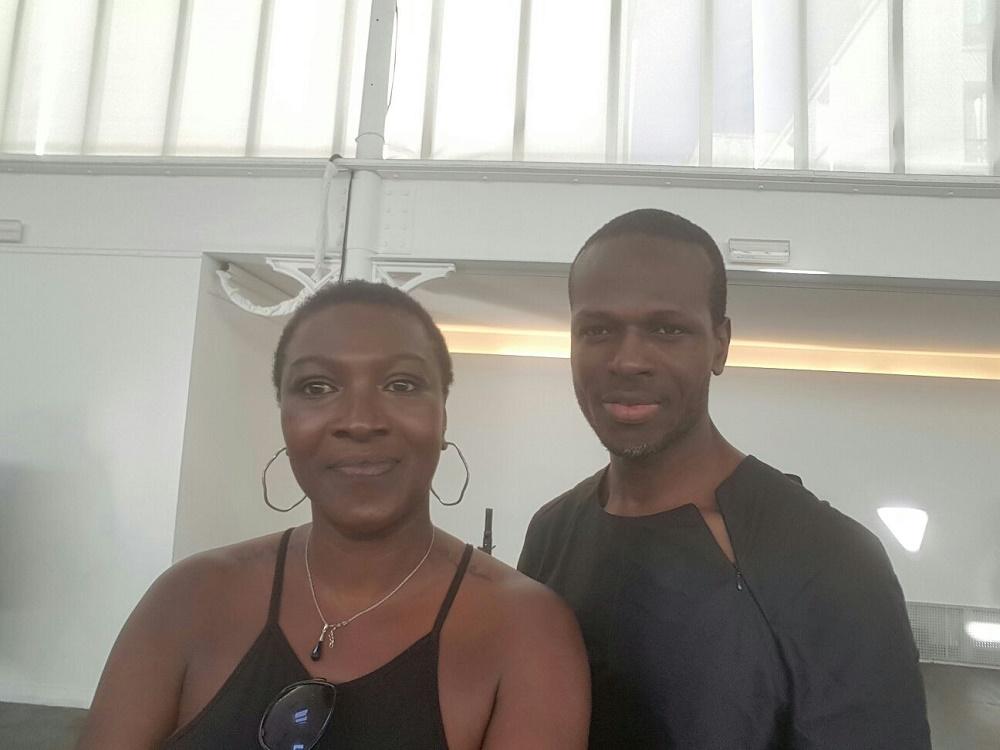 Imane Ayissi et Sira