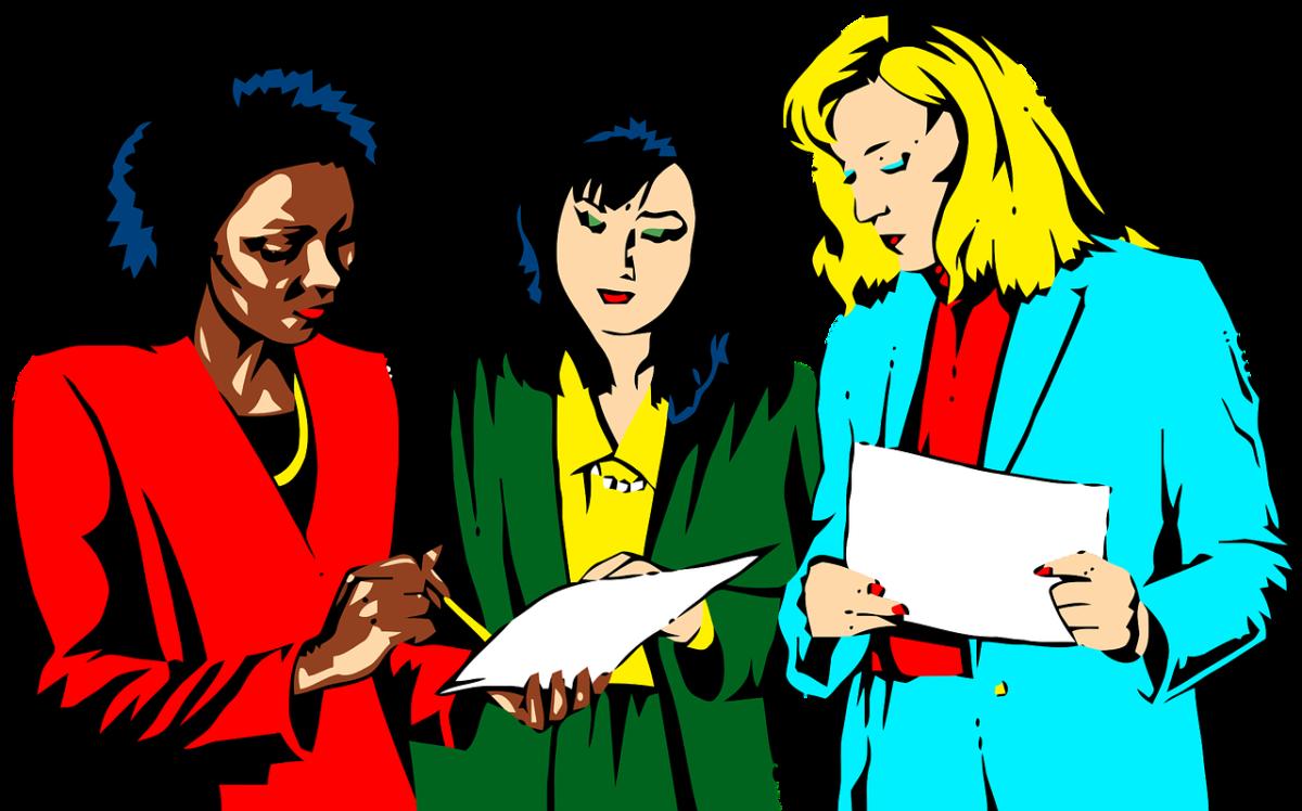 femmes en entreprise