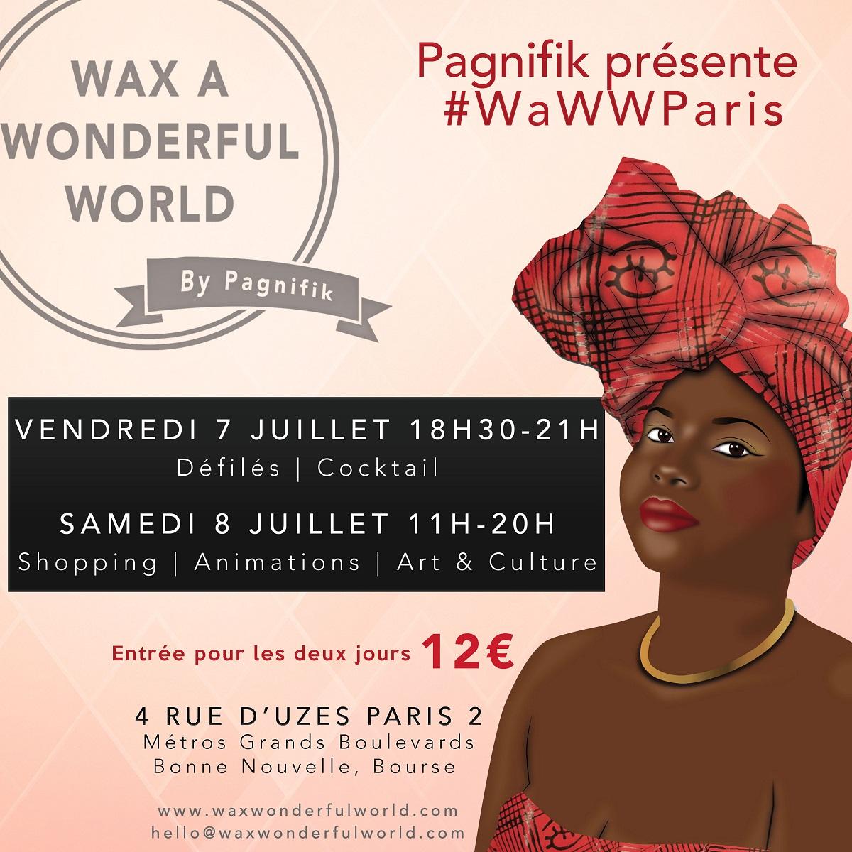 Pagnifik présente #WaWWParis 2017