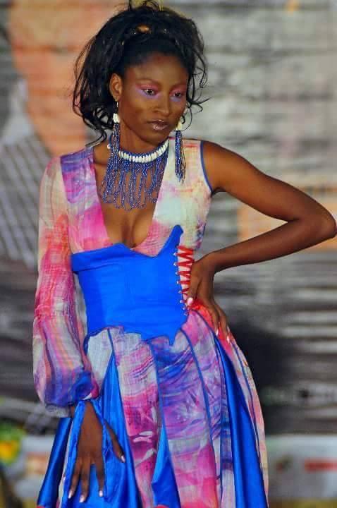 Le créateur de mode Ousmane Ouedraogo présente sa marque YAC.ous Design