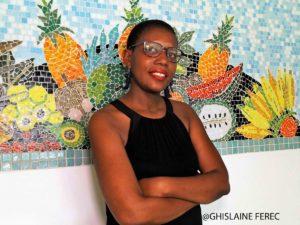 Jessica Brudey, créatrice du guide digital Foodîles