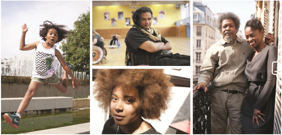 Rokhaya Diallo et Brigitte Sombié présentent Afro! Event