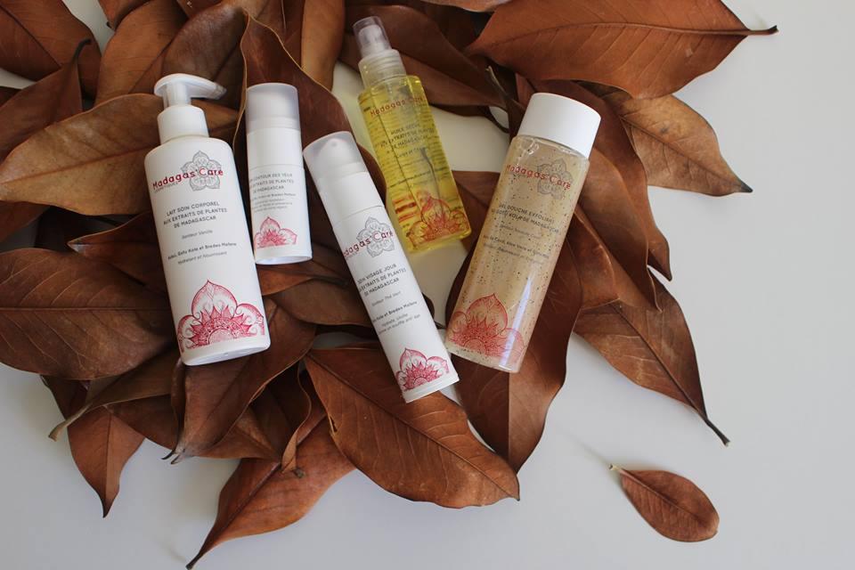 Madagas'Care cosmétiques: une gamme de soins naturels inspirés des traditions malgaches