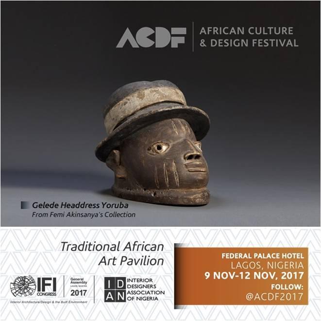 Ouverture du Festival de la Culture et du Design Africains à Lagos