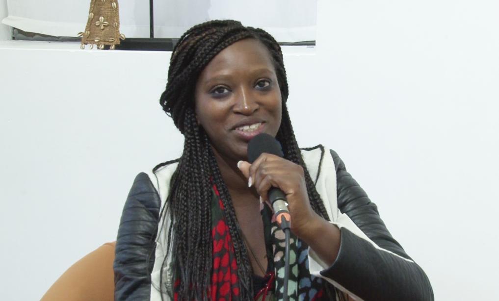 Aissatou Sidibé, fondatrice et présidente de l'association Vivre 100 fibromes
