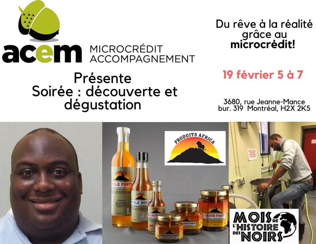 ACEM: Du rêve à la réalité grâce au Microcrédit !