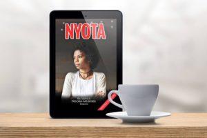"Parution:""Nyota"" de Patience Ngoba-Mushidi"