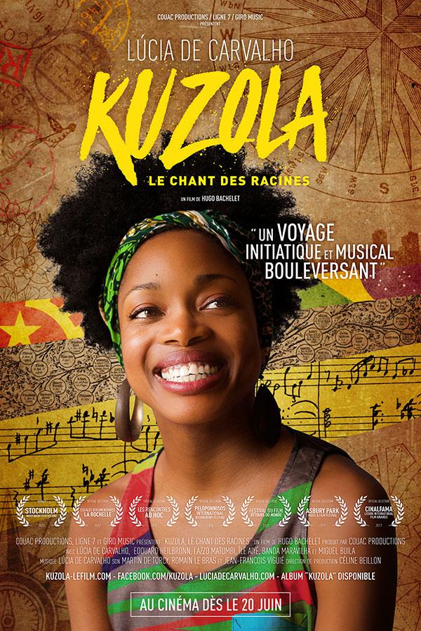 Kuzola: un documentaire dédié à la chanteuse angolaise Lúcia de Carvalho